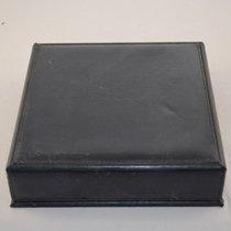 Bulgari Leder Box Für Kette Armband Groß Top Zustand Rar