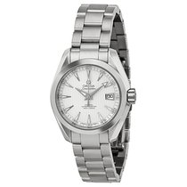 Omega Ladies 23110302002001 Seamaster Aqua Terra Watch