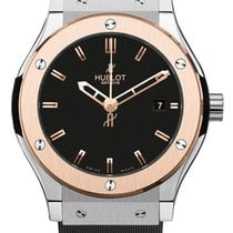 Hublot Classic Fusion 45mm Titanium & King Gold Watch