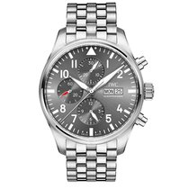 IWC Pilot's Fliegeruhr Spitfire Chronograph 21% VAT included