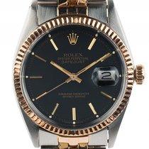 Rolex Datejust Stahl Roségold Automatik Armband Jubilé 36mm...