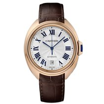 Cartier Cle de Cartier Automatic Date Mens watch WGCL0004