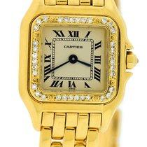 Cartier Panther Diamond 18K Yellow Gold