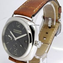 Panerai Radiomir 10 Day GMT 323 Steel Mens Watch Box/Papers...