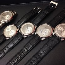 F.P.Journe SET OF ALL 5 RUTHENIUM WATCHES - MATCHING NUMBERS