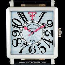 Franck Muller 18k W/G Cortez Theo Fennell Sky Ltd B&P 6000...