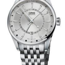 Oris Artix Pointer Moon, Date Steel Bracelet