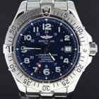 Breitling Superocean blue dial,full set 2004, 42MM