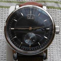 Mühle Glashütte Teutonia II Großdatum Chronograph