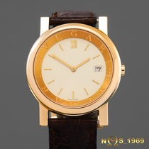 Bulgari Anfiteatro 18K  Gold  35mm  AT 35 GL