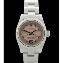 Rolex Oyster Perpetual Lady Ref.: 176234 - Edelstahl/Weissgold...