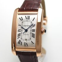 Cartier Tank Americaine Rose Gold XL