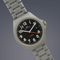 Glycine Combat stainlesss steel automatic watch