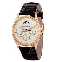 Jaeger-LeCoultre Men's Master Ultra Thin Perpetual Watch