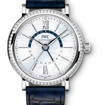 IWC Portofino Midsize Day&Night - Diamonds - VAT INC. 22%...