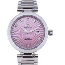 Omega Ladymatic 34 Chronometer Gemstone