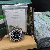 劳力士  (Rolex) SEA DWELLER 16600 Full Set with Box and Paper