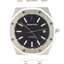 Audemars Piguet Royal Oak 39mm black dial out of production