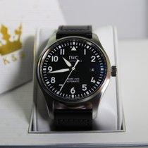 IWC IW327001  Pilot's Mark XVIII Automatic Black Dial