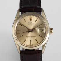 "Rolex Date Vintage ""Gold Capped"""