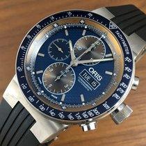 Oris Titanium Mark Webber - Limited Edition Chronograph - 2006