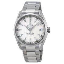 Omega Seamaster Aqua Terra Silver Dial Mens Watch 23110392102002