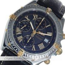 Breitling Crosswind Chronograph Stahl / Gold B13355