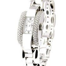 Chopard 41/6547 La Strada in White Gold with Diamond Case - On...