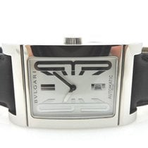 Bulgari Rettangolo 26MM RT 45S L2656 Stainless Steel Automatic...