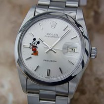 Rolex 6694 Swiss Made 1974 Mickey Vintage Men's Manual...