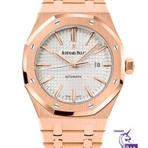 Audemars Piguet Royal Oak Rose Gold - 15400OR.OO.1220OR.02