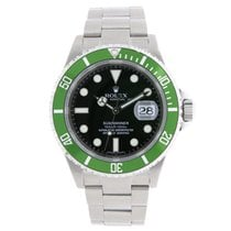 Rolex 50th Anniversary Submariner Date Stainless Steel