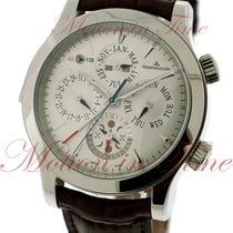 Jaeger-LeCoultre Master Control Master Grand Reveil, Silver...