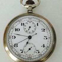 Lemania pocket Chronograph Taschenchronograph