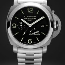 Panerai LUMINOR 1950 3 DAYS GMT POWER RESERVE 44 PAM00347...