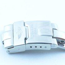 Breitling Faltschliesse 16mm Für Fighter 1 Stahl Band 18mm...