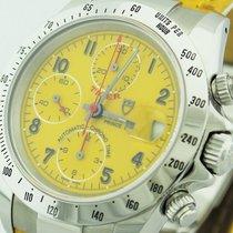 "Tudor Tiger Prince Date ""Yellow"" Ref.: 79280 Box und Papiere"