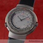 IWC Porsche Design Titan World Time Gmt Weltzeit Alarm...