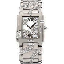 Patek Philippe TWENTY-4 Medium White Gold Watch with Diamonds...