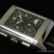 """Jaeger-LeCoultre : Discontinued Reverso Grande GMT """"Ref.24..."""