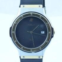 Hublot Quartz Mdm Geneve Damen Uhr 32mm Stahl/750 Gold Top...
