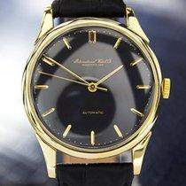 IWC International Watch Company Jumbo Automatic Solid 18k Gold...
