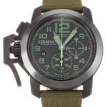 Graham Watch Chronofighter Oversize 2CCAU.G01A.T15N