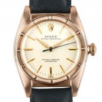 Ρολεξ (Rolex) Oyster Perpetual Bubbleback 18kt Rosegold...