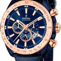 Festina Chrono Sport F16897/1 Herrenchronograph 2. Zeitzone