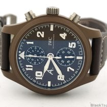 IWC Pilot Chronograph Saint Exupery THE LAST FLIGHT Limited