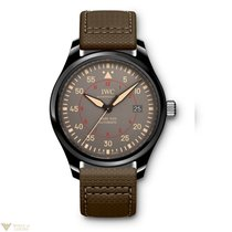 IWC Pilot Top Gun Automatic Ceramic Men's Watch