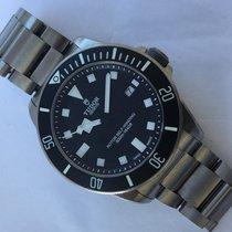 Tudor Pelagos  Automatic Dive Watch Titanum Ref 25500tn
