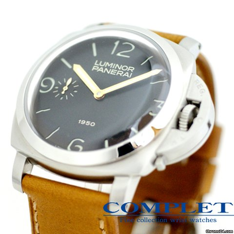 Panerai ON HOLD Luminor 1950  47mm Special Edition pam127