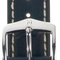 Hirsch Modena Uhrenarmband schwarz L 10302850-2-18 18mm
